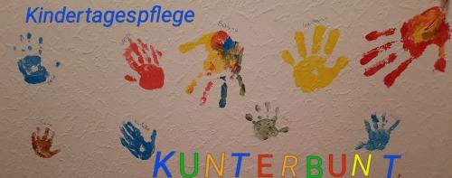 Herzlich Willkommen - 10 Jahre Kindertagespflege Kunterbunt